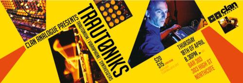 Trautoniks: Trautonium / Vibraphone / Synthesizers